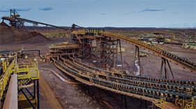 Iron Ore Mine and Port Conv. P-8016SV_Customer Story