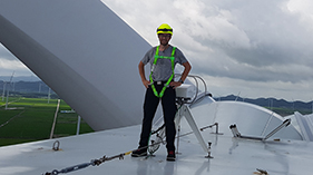 Keeping Wind Turbines Cool